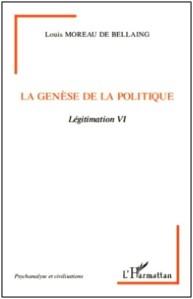 La genèse de la politique